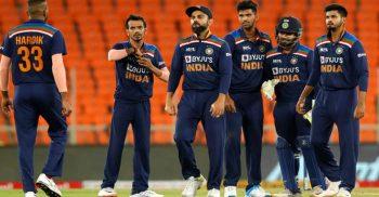 টি-টোয়েন্টি বিশ্বকাপের দল ঘোষণা করেছে ভারতীয় ক্রিকেট বোর্ড।